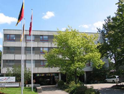 Spezialmontage für SAZ Burgdorf